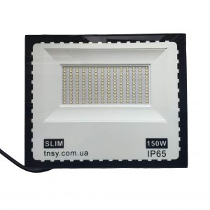 Прожектор LED 150W Ultra Slim 180-260V 13500Lm 6500K IP65 SMD TNSy