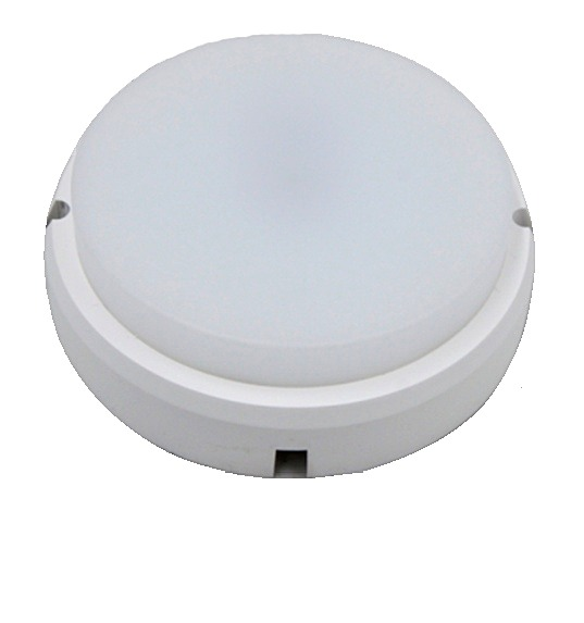 Светильник LED Round Ceiling 8W-220V-640L-4200K-IP65 (ЖКХ круг)