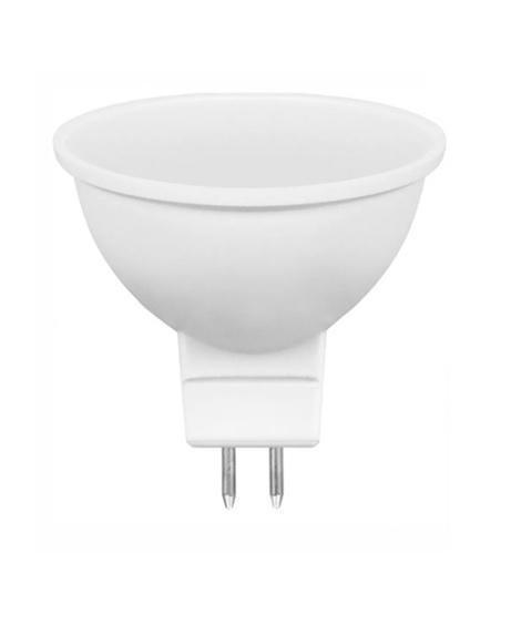 Лампа светодиодная LED MR16-5W-GU5,3-220V-4000K-450L ICCD